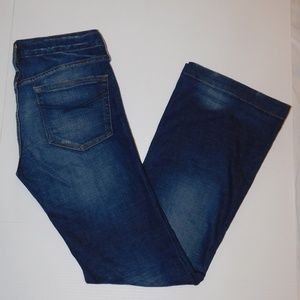 Gap 1969 Long and Lean Jeans 2P / 26 @